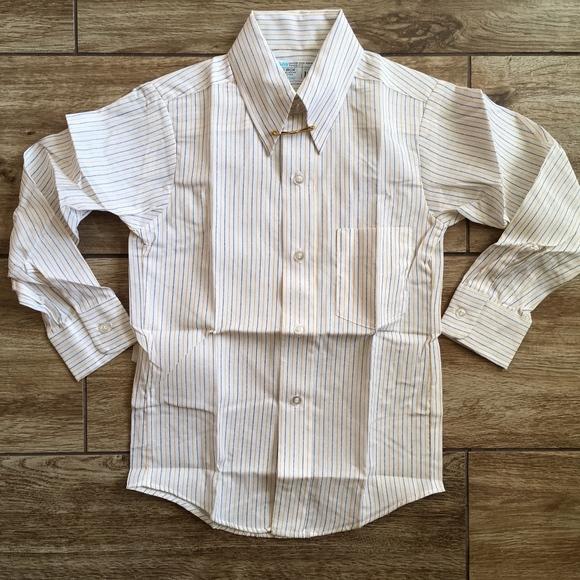 Jcpenney Shirts Tops Vintage Boys Shirt Poshmark